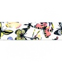 [050R-10346] [050R] Elastic Printed 40 mm (Butterfly)