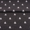 [316L-43735] [316L] Heathered Ribbing Printed (Triangle)