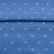 [326R-31202] [326R] Heathered Ribbing With Glitter Star (Cobalt)