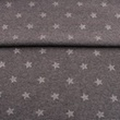 [326R-31206] [326R] Heathered Ribbing With Glitter Star (Middle Grey)