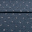[326R-31212] [326R] Heathered Ribbing With Glitter Star (Dark Jeans)