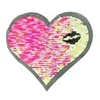 [435R-32218] [435R] Reversible Patches (Heart Mouth)