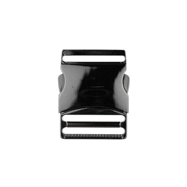 [631R] Metal Side Release Buckle 40 mm