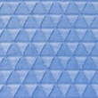 [S116R-60988] [S116R] Fur Fabric Triangle (Old Blue)
