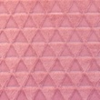 [S116R-60989] [S116R] Fur Fabric Triangle (Old Pink)