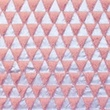 [S117R-61134] [S117R] Fur Fabric Triangle Silver (Old Pink)