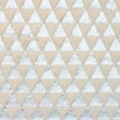 [S117R-61137] [S117R] Fur Fabric Triangle Silver (Sand)
