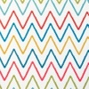 [S146R-61242] [S146R] Printed Canvas (Zigzag Large)