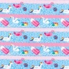 [S308R-62393] [S308R] Jersey Printed Pool Party (Party Bath)