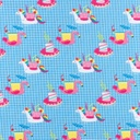[S308L-62387] [S308L] Jersey Printed Pool Party (Drink)