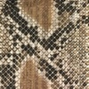 [S538R-63945] [S538R] Voile Lurex Printed Mix 4 (Snake Taupe)