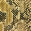 [S538R-63946] [S538R] Voile Lurex Printed Mix 4 (Snake Gold)