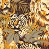 [S599R-64322] [S599R] Printed Canvas (Jungle King)