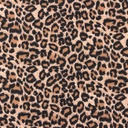 [S599L-64321] [S599L] Printed Canvas (Panther Brown)
