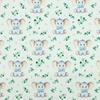 [S932L-181240] [S932L] Poplin Digital Printed Mix 2 (Elephant)
