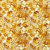 [S958R-182524] [S958R] Jersey Printed Flowerbed (Ochre)