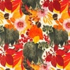 [S996R-184356] [S996R] Jersey Digital Printed Mix Mira (Wild Flower)
