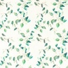 [S1000R-184378] [S1000R] Jersey Digital Printed Mix Rana (Leaves)