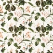 [S1014L-183002] [S1014L] Poplin Digital Printed Mix 7 (Wild Flower)