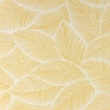 [S1051R-183541] [S1051R] Poplin Printed Banana Leaf (Light Yellow)