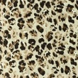 [S1172R-183906] [S1172R] Double Gauze Crinkled Printed Panther (Choco)