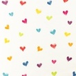 [S1195R-184874] [S1195R] Jersey Printed Draw Heart Snoozy (Multi)