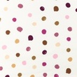 [S1196R-184882] [S1196R] Jersey Printed Draw Dots Snoozy (Pink)