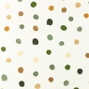 [S1196L-184879] [S1196L] Jersey Printed Draw Dots Snoozy (Army)