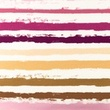[S1197R-184889] [S1197R] Jersey Printed Paint Stripes Snoozy (Pink)