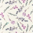 [S1204R-184916] [S1204R] Jersey Digital Printed Mix Sedna Snoozy (Flower Pink)