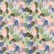 [S1215R-185012] [S1215R] Jersey Printed Forest (Light Multi)