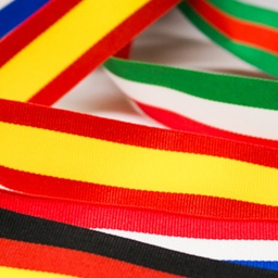 [049R] Flag Ribbon 25 mm