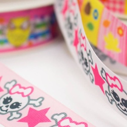 [152R] Printed Rib Ribbon Digital
