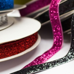 [191R] Glitter Ribbon 15 mm
