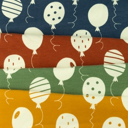 [S973R] Jersey Printed Decorated Balloons